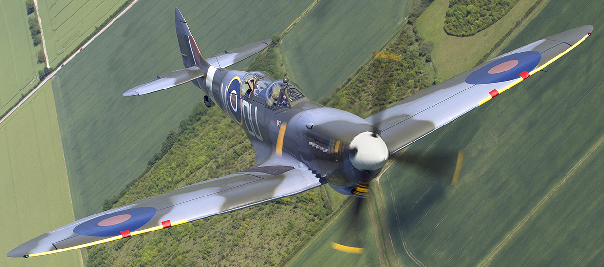 MEL engineers a better future for classic fighter plane