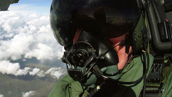 Pilot Oxygen Mask