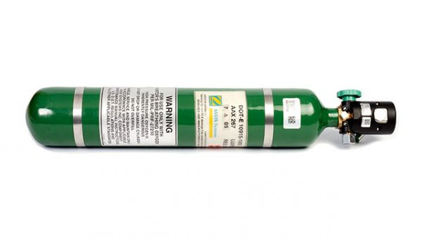 Portable Oxygen Cylinder 3552 Series