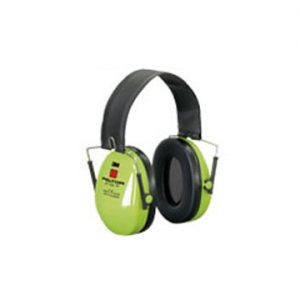 Peltor Optime I Ear Defenders Airport Ground Equipment
