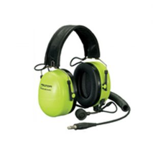 Peltor Ground Mechanic Hi-Viz Headset