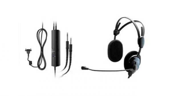 Sennheiser 46 Commercial Headset - 046-35-1-999-11G1