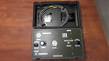 Auxiliary Oxygen Bottle Recharge Kit MC1158