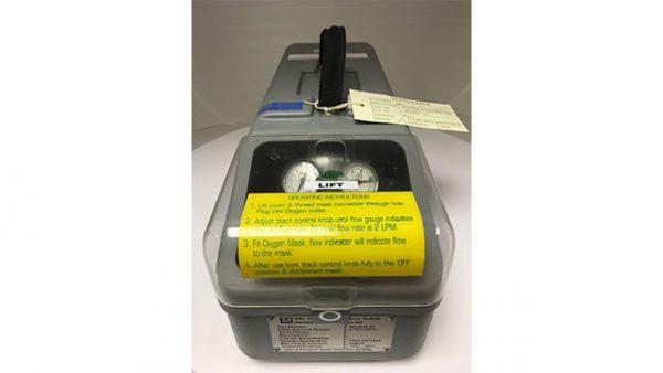 Portable Oxygen Unit MO3048
