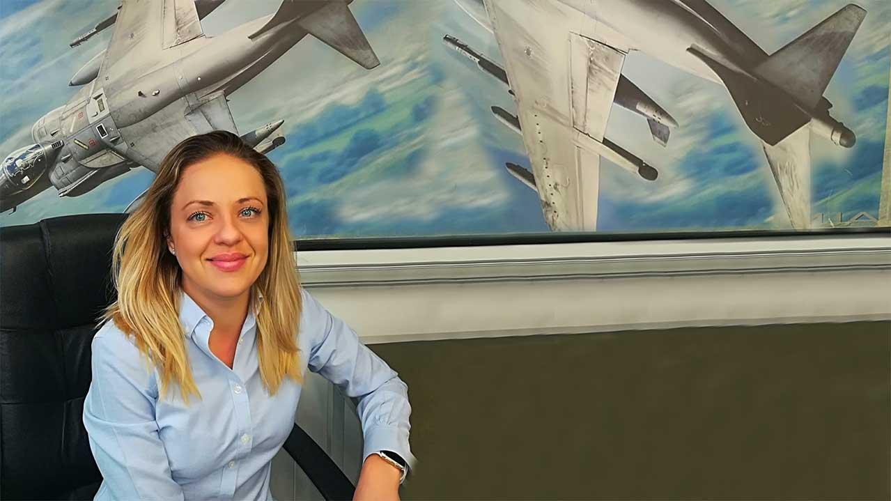 Marta Kurjata-Smiley, Contract Support Coordinator at The MEL Group, Sudbury